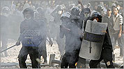 Photos: Scenes from clashes in Egypt