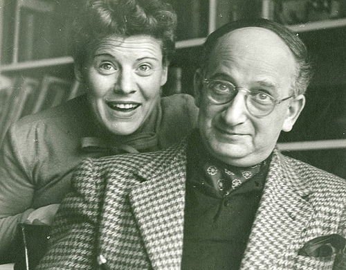 Margret and H.A. Rey The couple behind ''Curious George'' escaped Nazi-occupied France on a pair of cobbled-together bikes. They carried with them the manuscript that later evolved into the iconic children's book character. Both German Jews, the Reys made it to Orleans, and then a train took them to Spain and Portugal, where they boarded a ship to the United States. They initially moved to New York but then moved to Cambridge.