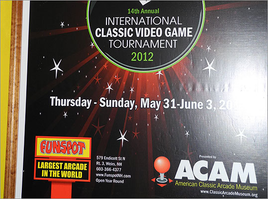 Funspot's annual tournament draws players from around the world. The next is scheduled for May 31-June 3, 2012. Read the Boston.com article.