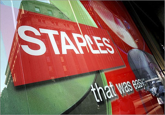 Staples Staples is also on its second day of a two-day sale. Some of its on-sale items include: Toshiba Satellite 15.6-inch laptop for $299.99 HP Pavilion 13.3-inch laptop for $329.99 The office retailer is also discounting software, including selling Adobe Photoshop Elements and Adobe Premiere Elements both for $49.99