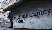 Notable bankruptcy filings