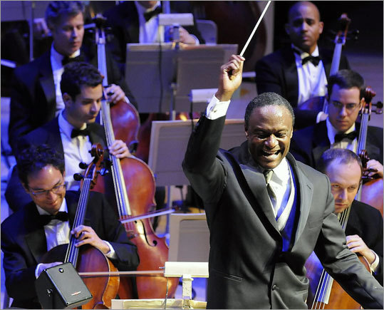 Thomas Wilkins wants 'to broaden the ownership of classical music.'