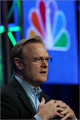 Lawrence O'Donnell He's known these days as the host of 'The Last Word '' on MSNBC, as well as a producer, writer, and actor. He won an Emmy Award for producing 'The West Wing.' O'Donnell lived for many years in Dorchester. His father was a police officer who became a defense attorney.