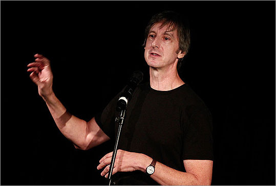 Andy Borowitz The contributor to newspapers and magazines like The New Yorker also created The Borowitz Report. He was once the President of the Lampoon and just recently, Time magazine ranked The Report as the No. 1 Twitter account based on an online poll. But, really, Borowitz should be most famous for creating The Fresh Prince of Bel-Air.