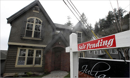 No recovery for housing market Despite a slight pick-up in real estate markets recently, single-family home sales in Massachusetts are unlikely to top 40,000 this year, which would be the lowest number since 1991. Most analysts expect the market to continue to bounce along the bottom.