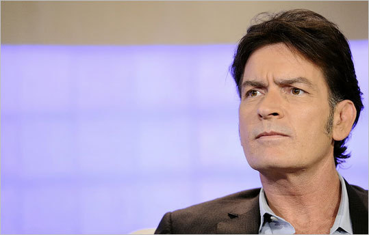#WINNING and #TigerBlood When Charlie Sheen started his public meltdown, he took his tiger-blood message to Twitter. Soon his catchphrases of 'winning' and 'tiger blood' became the new must-use phrases on Twitter. Sheen himself got more than 3 million Twitter followers in just a few days.