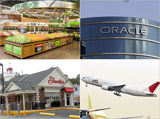 As 2011 comes to a close, Boston Globe reporters and editors came up with the following list of the biggest local stories of the year — including legalizing gambling, companies going public, and some bankruptcies. Now we're looking for your help in determining which is the biggest story of the year. Learn more about our picks, and vote for the one you think is the biggest .