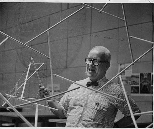 Buckminster Fuller The eccentric visionary was born and raised in Milton. He attended Milton Academy. Fuller was inventor and untrained architect, the father of the geodesic dome, the voraciously curious polymath whose preferred name for the planet was Spaceship Earth.