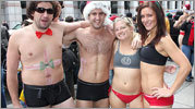 Santa Speedo pictures
