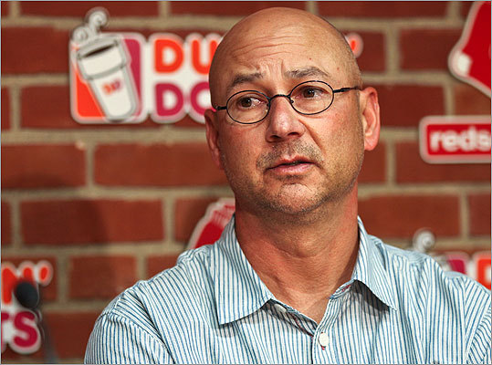 18: Ignore the spin - the Red Sox fired Terry Francona Oct. 1 Dan Shaughnessy's impressions one day after the Red Sox parted ways with the manager who had guided the ballclub to two World Series titles during his tenure. Read the article.