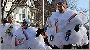 The annual Somerville Jingle Bell Run, in pictures