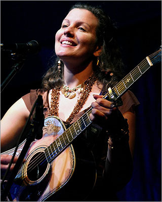 Antje Duvekot The folk singer is based in Somerville. Duvekot has won several songwriting awards, such as the Grand Prize in the John Lennon Songwriting Contest and the Boston Music Award for Outstanding Folk Act.