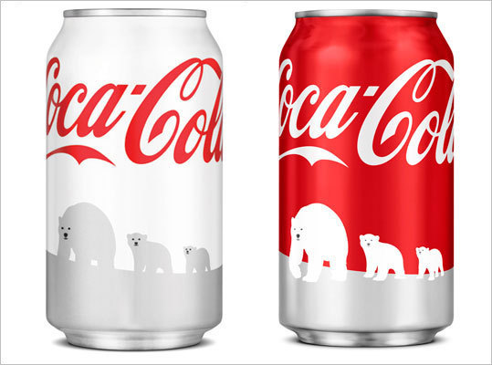 Coca Cola Real quick, before you have time think about it: What color is a non-diet Coke can? If you've had soda in the past decade, you can probably answer that it's red. Well, for a few weeks at the beginning of the holiday season Coke turned its iconic can white . Customers pushed back saying the white can looked too similar to the silver Diet Coke cans. And how angry would you be if you reached for a regular Coke and got a diet?