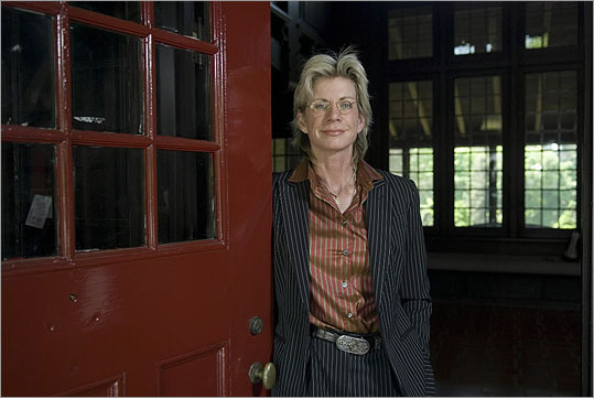 Patricia Cornwell She has sold millions of books. The best-selling crime novelist lives in Concord, where she reportedly has a garage full of Harley-Davidsons, a helicopter, and a Ferrari. Cornwell is married to a professor at Harvard Medical School. Her interest in crime began as a police reporter in North Carolina.