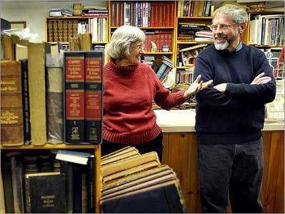 Turning the pages of Quaker history