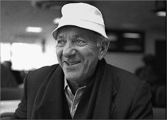 1994 Jack Klugman at Suffolk Downs.