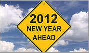 7 financial New Year's resolutions for 2012