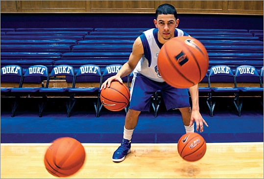 Austin Rivers, whose devotion to basketball knows no boundaries, has impressed his Duke teammates with his hard work and his desire to win a national title.