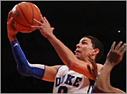 Austin Rivers is a rising star at Duke