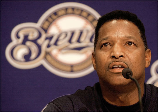 New coaches Along with a new manager, the Red Sox will have three new coaches. Valentine's former teammate, Jerry Royster (left) will be the new third base coach (Tim Bogar moved to bench coach), while Alex Ochoa is the first-base coach and Bob McClure replaces Curt Young as pitching coach. Royster managed the Brewers for 147 games in 2002 and also managed in Korea. McClure spent six seasons as the Royals pitching coach. Ochoa was the Red Sox' hitting coach at Class A Salem last season.