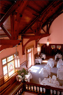 "The Belfry Inne & Bistro, Sandwich For a romantic Cape Cod getaway, the ""Be Mine"" Valentine's package is available at the Belfry anytime during February, complete with dinner for two at the Belfry Bistro, full breakfast, and a dozen roses. The inn features rooms in the Victorian-style Painted Lady house, the Federal-style village house, and the Abbey rooms – built into a structure that was once a catholic church, with the Bistro on the first floor. Rates start at $287 per night, with the option to expand your stay for $179 per night."