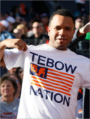 He's overrated Tebow gets much more national attention than his NFL stats merit, and that's another a point of contention among Tebow supporters/detractors. ESPN dedicates specials to him, while Houston Texans rookie quarterback T.J. Yates -- who also won a playoff game this season -- is an unknown. Rookie quarterbacks Andy Dalton and Cam Newton were better statistically this season, but Tebow got all the accolades. Put simply, Tebow does not deserve the attention he gets based on his performance.
