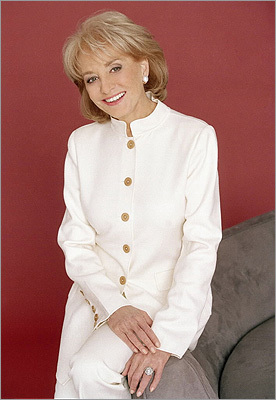 Barbara Walters She was the first woman to co-host NBC's 'Today' show and the first woman to co-anchor a network news program. Walters was born in Brookline and her father owned the Latin Quarter, a successful Boston nightclub that he later moved to New York. Because of her father's showbiz connections, Walters grew up around performers like Milton Berle and Jackie Gleason: 'Behind these fantasy figures were real people. They may have been glamorous onstage, but I saw them offstage . . . and they had problems, just like everyone else.'