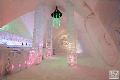 Photos: Quebec Ice Hotel