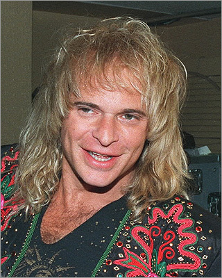 David Lee Roth? Internet sites consistently list the lead singer of Van Halen as a former Beacon Hill resident. But none of his biographies mention this, saying only that he was born in Bloomington, Ind., with some brief stops in Swampscott and Brookline before settling in Los Angeles.