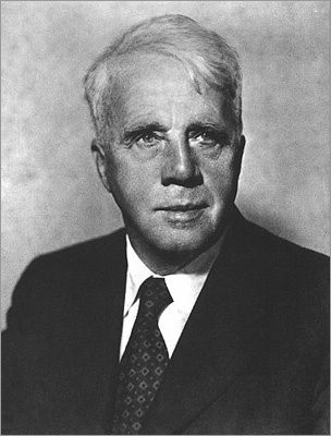 Robert Frost The iconic poet lived at 88 Mount Vernon St. for three years following the death of his wife after 1938. He wrote a poem for John F. Kennedy's inauguration in 1961 but changed his mind when he climbed the stage and found the snow's glare too bright to read. So Frost recited 'The Gift Outright' from memory.