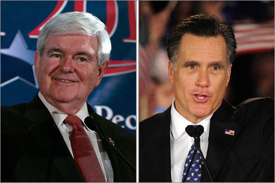 Republican GOP presidential hopefuls Newt Gingrich, Mitt Romney, Ron Paul, and Rick Santorum now have their sights focused on the Florida primary on Jan. 31. Florida's 50 delegates are the second most in early primaries to Missouri's 52 (Caucus is Feb. 7), stressing the importance of a win in the Sunshine State.