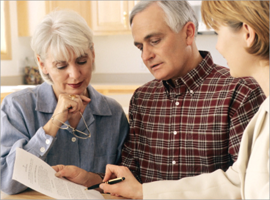 Refinance your home If you want to get out from under an adjustable-rate mortgage -- and you aren't upside-down on the loan -- now is a good time to switch to a fixed-rate mortgage. Use an online mortgage calculator to figure how much you'll save with the new rate. While you're at it, look into refinancing your 30-year mortgage into a 15-year loan so you don't inadvertently add many years of interest payments to your mortgage.