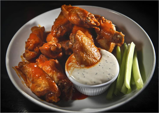 Anchor Bar, Buffalo, N.Y. Stop by Anchor Bar , where Buffalo wings originated. Want more wings? See what Buffalo residents had to say about Boston's wing scene , and check out our picks for best wings in New England .