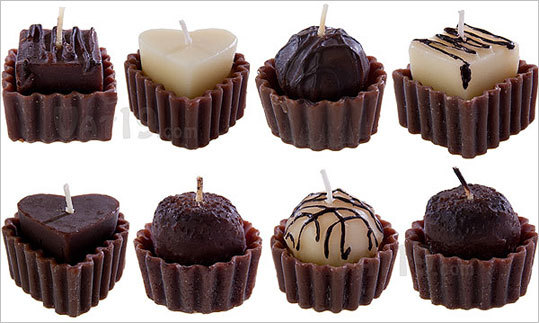 chocolate candles are the worst valentine's day present