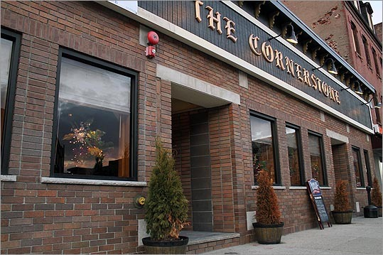 If you are looking to kick it a little old-school, the Cornerstone on West Broadway is a good bet. With food specials and a full-on party happening, the Southie pub is the place to be Sunday to watch Southie's favorite team battle it out in Indianapolis.