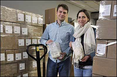 Popcorn entrepreneurs keep ear to the crowd