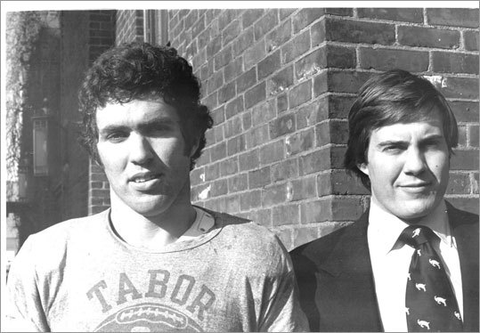 Wesleyan class of 1975 He played center and tight end for Wesleyan's football team while also captaining the lacrosse team his senior year and playing on the squash team. He was inducted into Wesleyan's Athletics Hall of Fame in 2008.