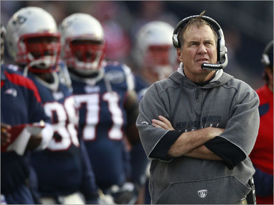 Through a 36-year career of coaching, Bill Belichick has become an NFL icon. The Wesleyan graduate and son of a longtime Navy football scout worked with famed coach Bill Parcells for the Giants, Patriots and Jets; spent a day as head coach of the Jets; helped create a dynasty in New England; and dealt with off-the-field controversy during a historic 2007 season. Scroll through this gallery to read about Belichick's career from his early days to today.