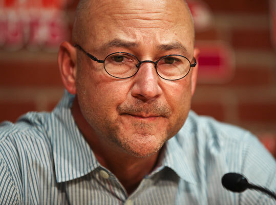 Francona gone after 8 seasons in Boston Two-time World Series champion Terry Francona left the Red Sox after the tumultuous end to the 2011 season in what the both the team and he described as a mutual decision. The Globe reported that Francona was distracted by marital issues and his use of pain medication last season, an allegation the former Red Sox manager denied. Francona interviewed for the Cardinals' manager job, but Mike Matheny was hired for the position. Francona will be working as an analyst on ESPN's Sunday Night Baseball telecast.