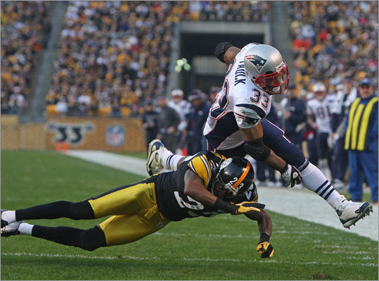 What should the Patriots do about RB Kevin Faulk?