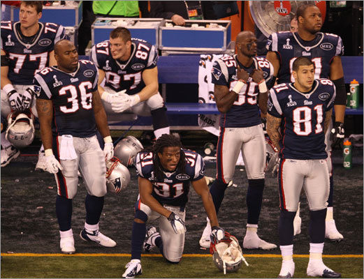 Following their loss in Super Bowl XLVI to the Giants, the Patriots must now turn their attention toward next season, and that means making decisions on a number of players whose contracts will expire. Review the players in question, and cast your vote whether they should stay with the team or be replaced.