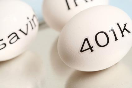 4. They tapped into retirement savings accounts during the recession Fidelity Investments reported that among its active 401(k) plan participants 11 percent borrowed or withdrew funds from their accounts during the year ending in June 2010. That's a 10-year high.