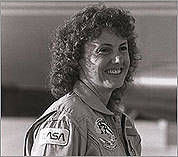 Christa McAuliffe remembered