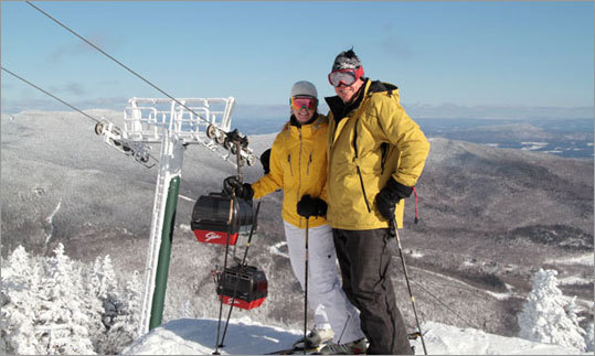 Stowe's Alpine Valentine's Special – The Stowe Mountain Lodge is offering a Valentine deal with one night lodging, two ski tickets, a romantic Solstice dinner, plus wine and truffles delivered to your room, Sunday through Thursday. So...go to Stowe.