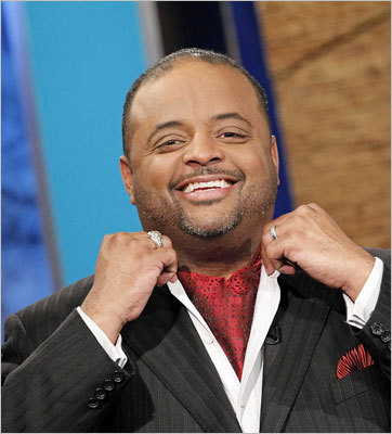 CNN Political Analyst Roland Martin Within days of Super Bowl 2012, Martin was suspended for a Twitter post during the Super Bowl airing of David Beckham's H&M commercial . Martin's tweet read: 'If a dude at your Super Bowl party is hyped about David Beckham's H&M underwear ad, smack the ish out of him!' The message was perceived by watchdog groups as an anti-gay slur.