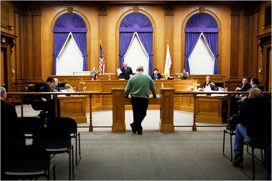 The Medford City Council's weekly meetings often becomes a forum for outbursts, petty squabbles, and resentment of old disagreements and the city's longtime mayor. As legislative bodies go, the seven-member Medford council has long been among the most raucous in the region.
