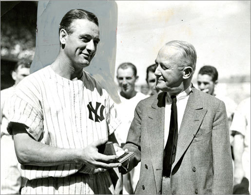 Lou Gehrig: Before there was an Ivy League, the Iron Horse was a football and baseball star at Columbia. 'The Pride of the Yankees' established the standard for both durability in the majors and farewell speeches He was a Yankee even Red Sox fans could respect and admire. In 1925 the Yankees reportedly offered to trade Gehrig to the Red Sox for the immortal Phil Todt, but Boston passed . A lifetime.340 hitter, Gehrig hit 493 steroid-free home runs in his career and had an eye-popping 184 RBI in 1931. His name remains forever linked to raise awareness of the disease (ALS) that took his life in 1939.