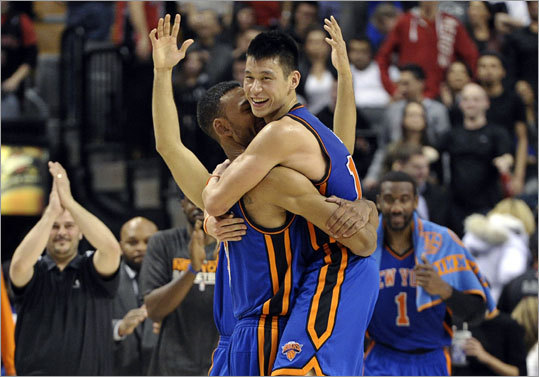Knicks guard and Harvard grad Jeremy Lin has become the Tim Tebow of his sport, rising from the depths of the bench to become one of his team's hottest players. This got us to thinking about some of the other great all-time athletes from Ivy League schools (it began as a formal athletic conference in 1954) who made it big in the bigs. Here's our Top 10 Big League Ivy Leaguers eva (not including Lin, of course). One thing they all have in common, these guys are all wicked smaht.