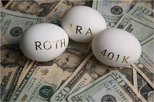 7. Don't automatically roll your 401(k) to an IRA If you are fortunate to be retiring when you are 55 or slightly older, don't automatically roll over your 401(k) into an IRA. A rollover is generally a good idea because you have access to a much broader range of investment options but most people overlook the fact that they can begin taking penalty free distributions from their previous employer's 401(k) plan at age 55 but they can't take penalty free withdrawals from their IRA until they are age 59 and a half or older.