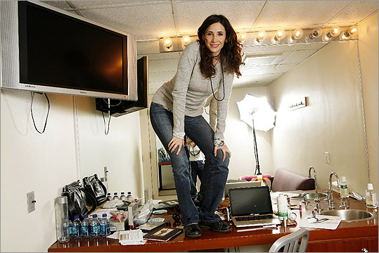 Michaela Watkins The actress, who has done impressions of Anne Coulter and Barbara Walterson on 'Saturday Night Live,' is an alum of Wellesley High School. After high school, she graduated from Boston University.